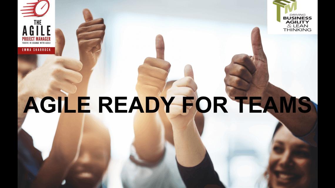 agile, teamwork, ways of working