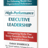 High-Performance Executive Leadership book
