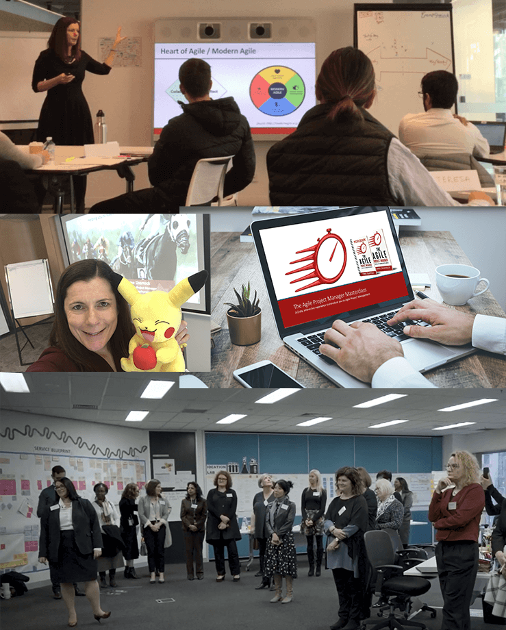 Work with me agile workshop